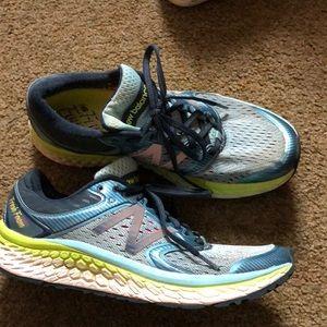 New balance fresh foam running shoes